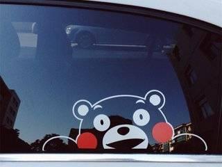 注意!后车窗有这个东西不仅让你审不了车,还有可能被罚款