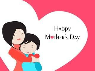 【母亲节快乐】妈妈,我爱你!