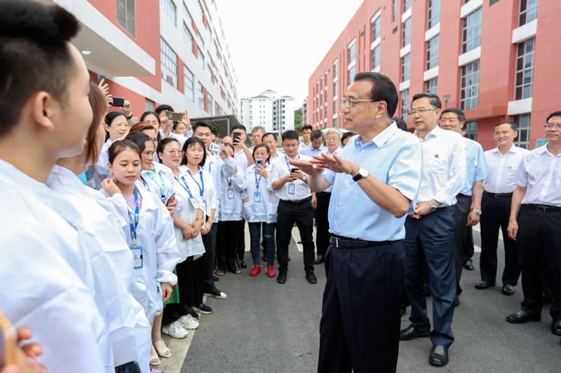李克强在贵州考察:突出做好重点民生工作