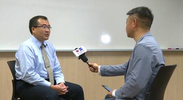 """【""""一带一路""""看贵州•新加坡篇】""""乘着""""IT行业飞跃山与海,这位在新加坡的贵州教授有话对家乡说"""