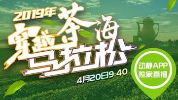 穿越湄潭茶海马拉松赛精彩回看