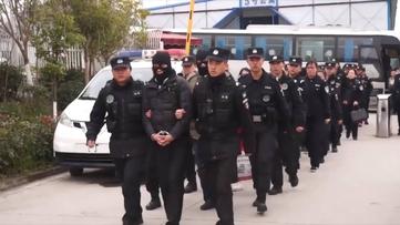 贵安新区公安机关成功打掉两个黑恶势力团伙