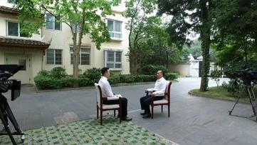 黔东南州委书记桑维亮:把绿水青山变成实实在在的金山银山