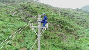 贵州新闻联播丨贵州:电网会战提升供电质量促进产业发展