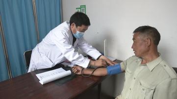 威宁:幸福乡村卫生室   让村民小病不出村