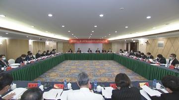 蓝绍敏在参加毕节代表团审议时强调 坚持以高质量发展统揽全局 努力建设贯彻新发展理念示范区