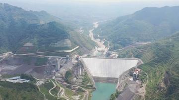 夹岩水利枢纽工程基本具备下闸蓄水条件
