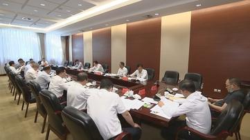 蓝绍敏在刺梨产业工作调研推进会上强调 注重品牌打造 坚持科技创新 加快推动刺梨产业高质量发展