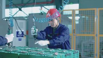 贵州新闻联播|大龙经开区抢占全国锂离子电池产业主导地位