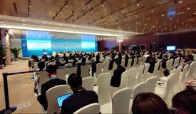 贵州省与蒙古前杭爱省签订友好省关系协定书
