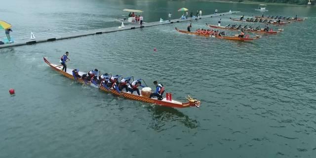 贵州新闻联播   第五届世界名校龙舟大赛在遵义开赛