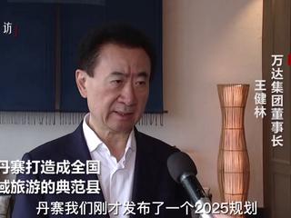 动静独家丨王健林:除丹寨外,万达还将在贵州这4地打造旅游项目