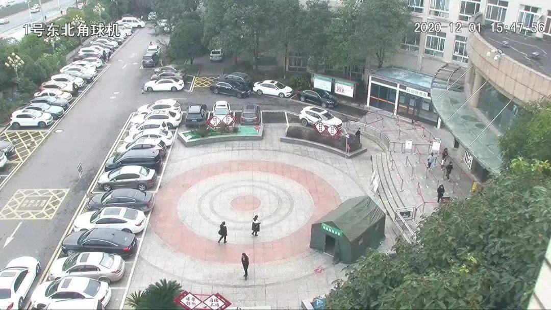 """金阳医院车位变多 就医不用""""抢车位"""""""