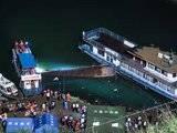 贵州六枝特区牂牁镇发生客轮侧翻事故