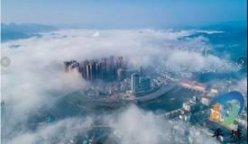 天眼之城的华丽蝶变——平塘县城市建设发展侧记